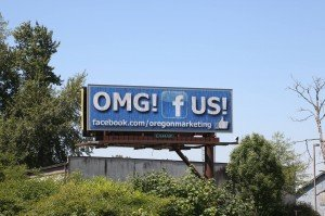 Electronic Billboard Advertising for all of Oregon