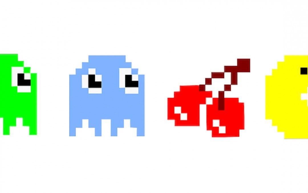 Computer viruses are like Pac-Man
