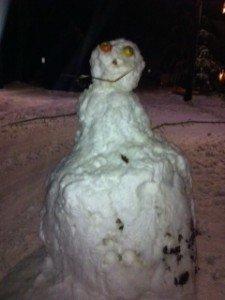 snowmanm